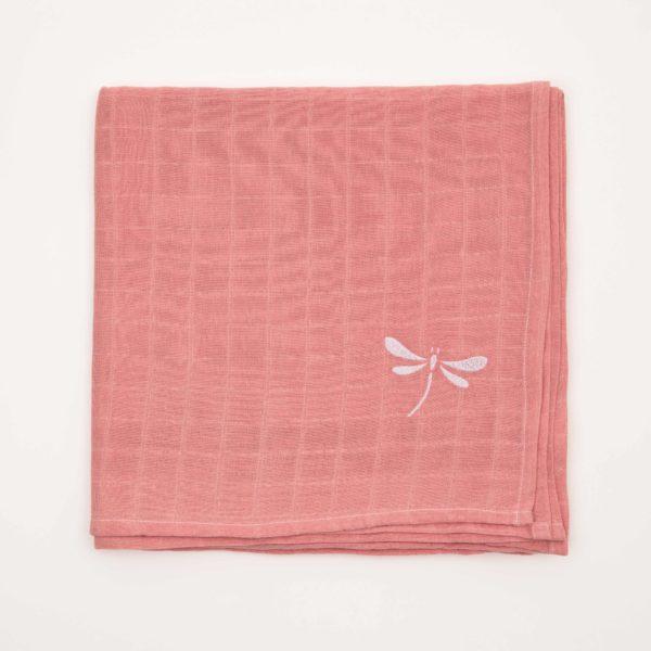 Furoma Cherry Blossom 120x120 cotton gots