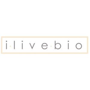 I live bio logo